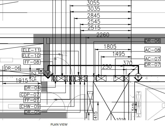 equipment pad layouts need to be accurately determined to ensure the proper  installation of equipment  the innovative use of the bim model provides  accurate