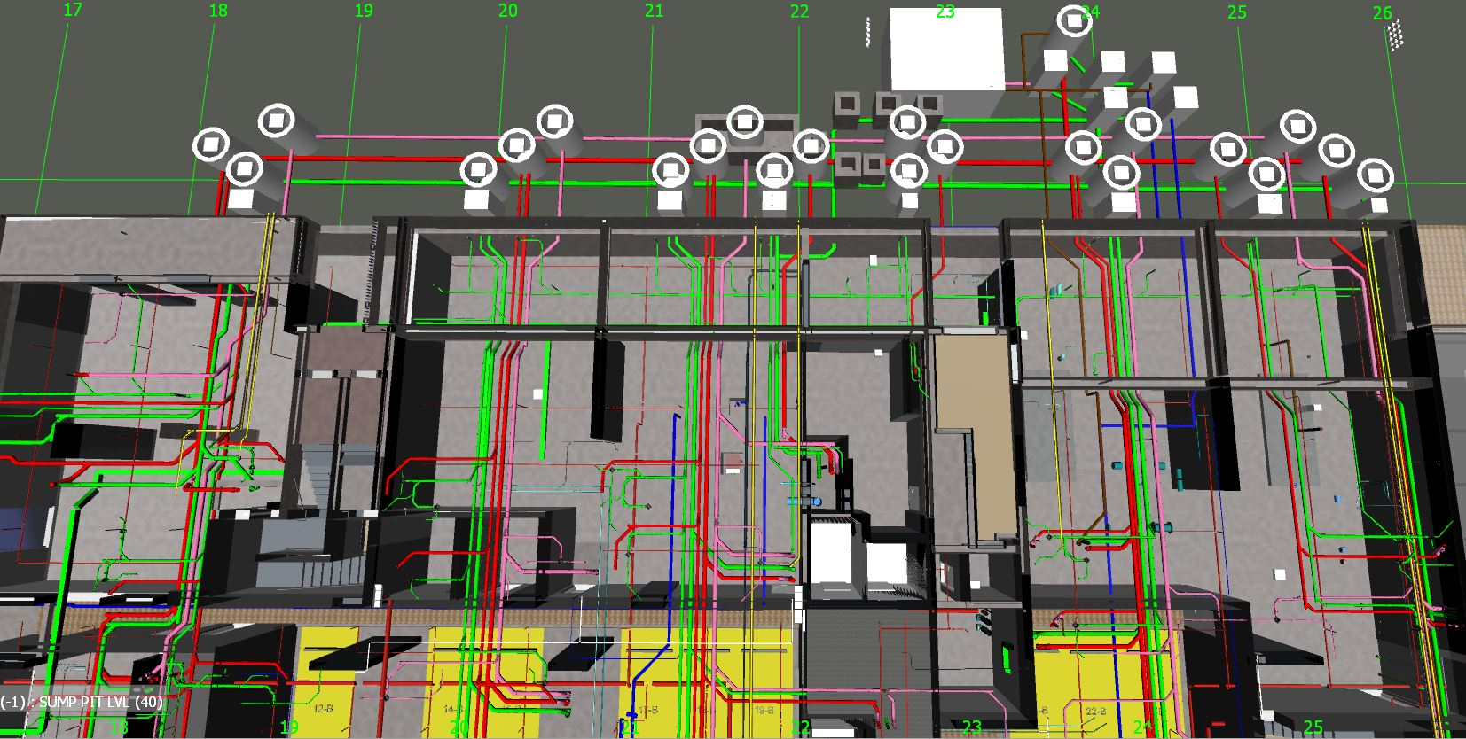 Plumbing Design Virtual Engineering Piping Layout Calculation Fire Protection