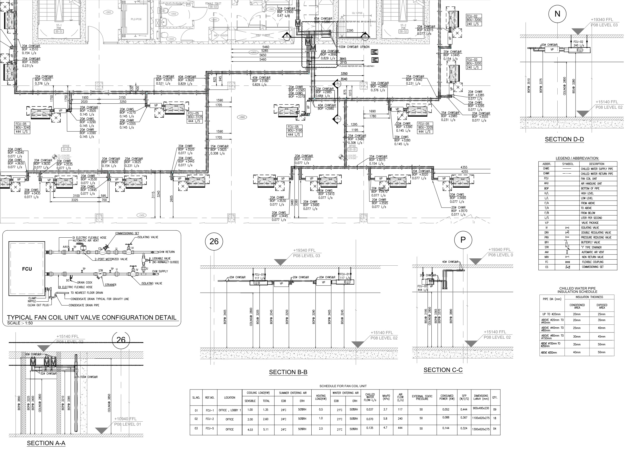 2d Or Shop Drawings Virtual Design Engineering Drawing For Hvac